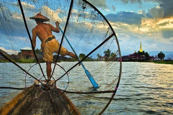 Lago Inle, Myanmar, 2008
