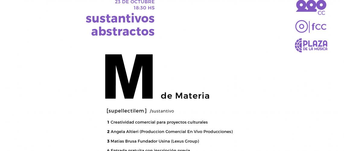 SUSTANTIVOS M-02