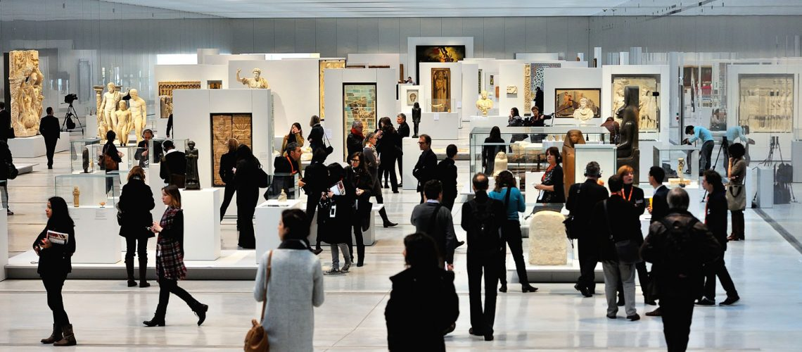 FRANCE-ART-MUSEUM-LOUVRE-LENS